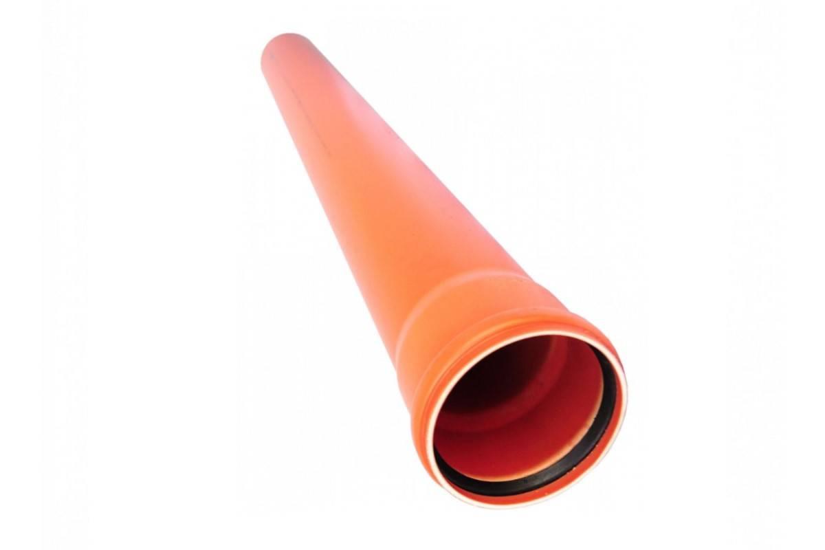 Труба 110 диаметра наружная